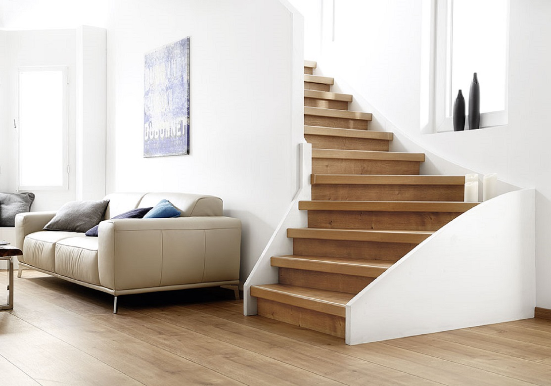 fußleiste treppe